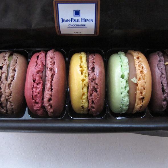Macarons @ Jean-Paul Hevin