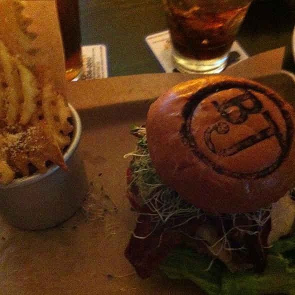 Turkey Club Burger - Burger Jones - Minneapolis, Minneapolis, MN