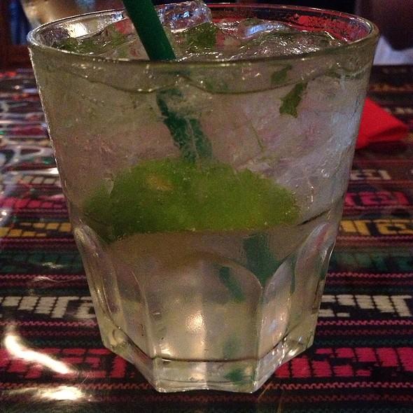 Mexican Mojito at Hector's Casa