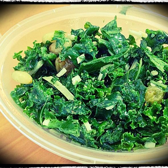 Kale Salad @ Local Foods