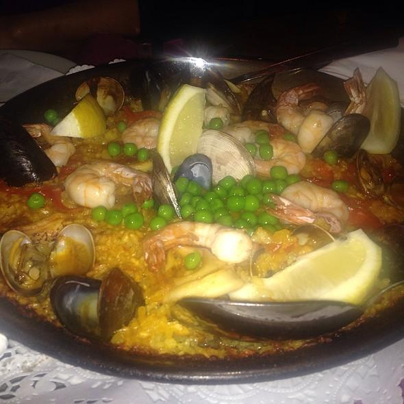 Seafood Paella @ Esperpento Restaurant