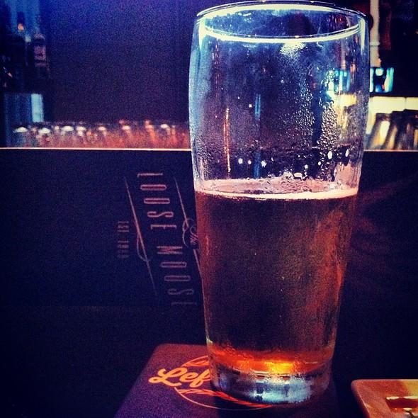 Great Lakes Beer @ Loose Moose Tap & Grill