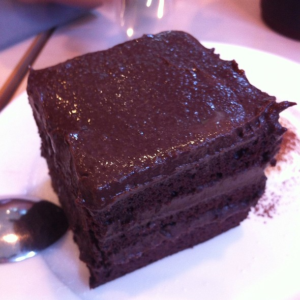Light Chocolate @ after you dessert cafe' @ thong lo 13