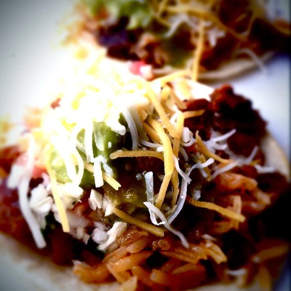 Tacos @ The Taco Lady