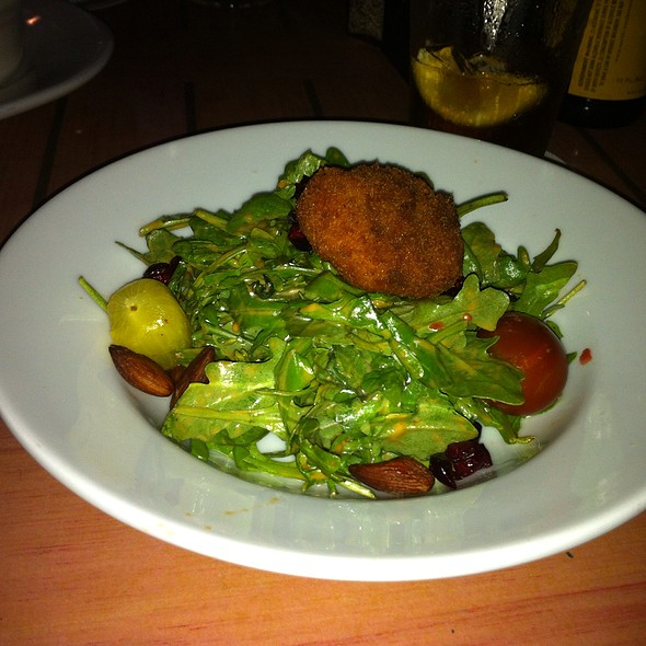 Baby Arugula Salad @ Max Lager's Wood-Fired Grill & Brewery