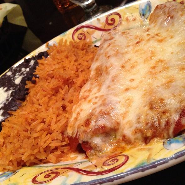 Chicken Enchiladas - Las Campanas, Riverside, CA
