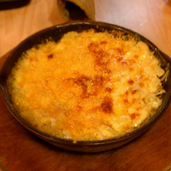 Four Cheese Mac And Cheese @ S'Mac