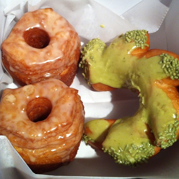 Cro-Dough @ Revolution Doughnuts & Coffee