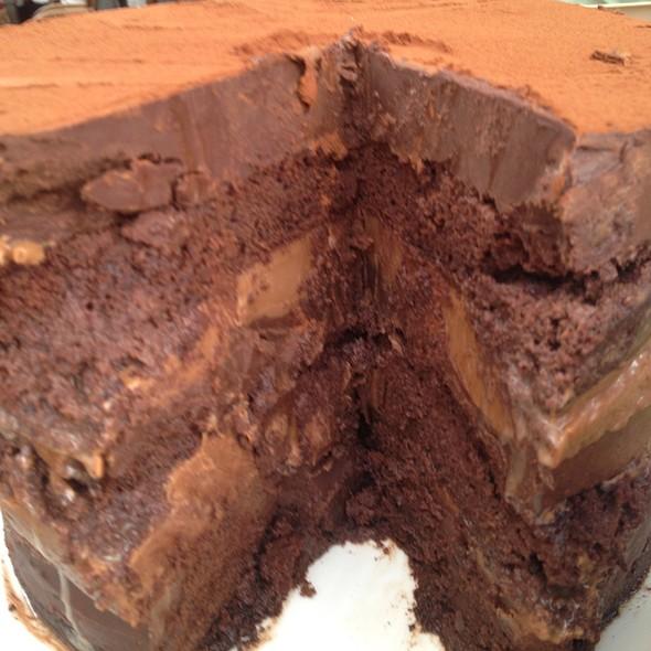 Bolo De Chocolate @ Belo Comidaria