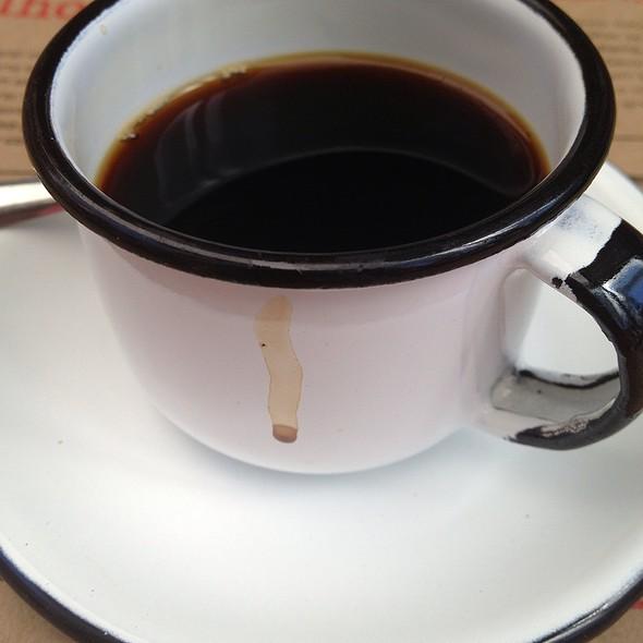 Café de coador @ Belo Comidaria