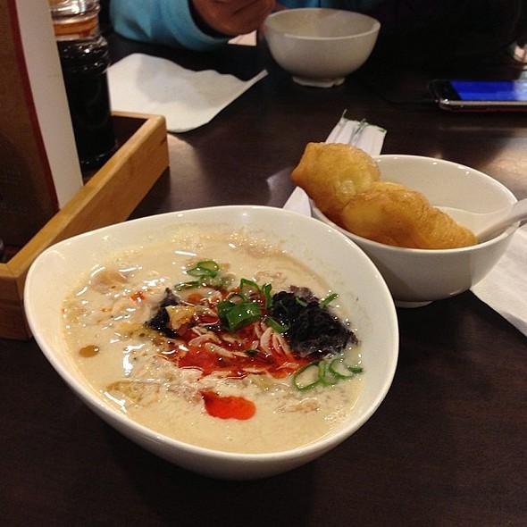 Savoury Soy Milk @ New Shanghai (新上海)