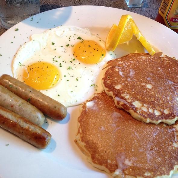 Sweet N Salty Breakfast