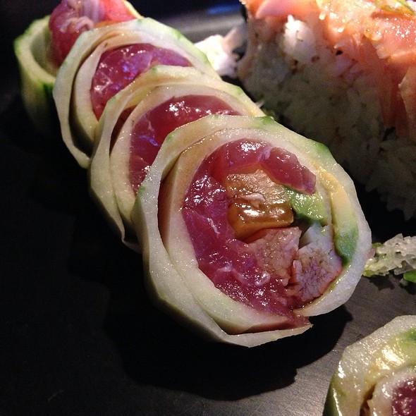 Low Carb Roll @ Kampai Sushi Bar