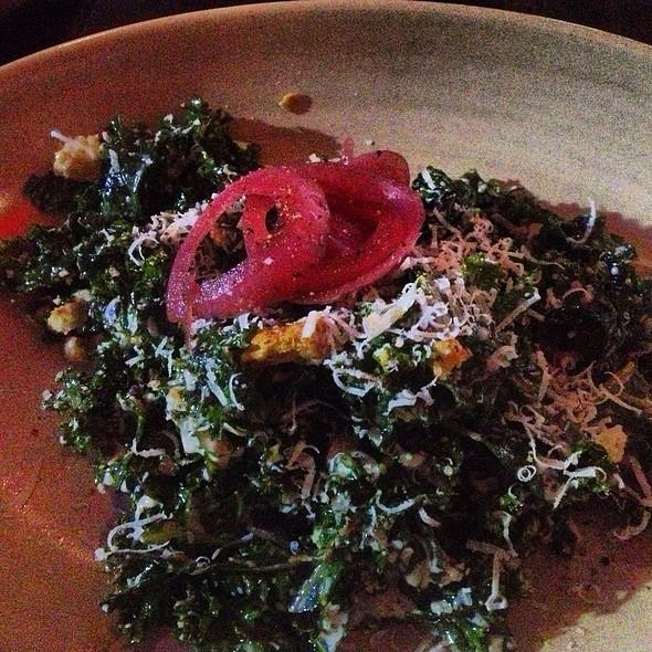 Kale Ceaser @ Louie's Modern