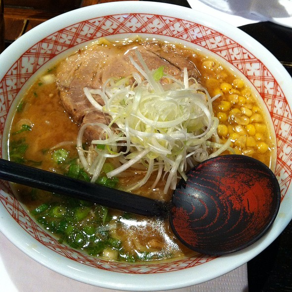 Miso Ramen @ Motomachi Shokudo