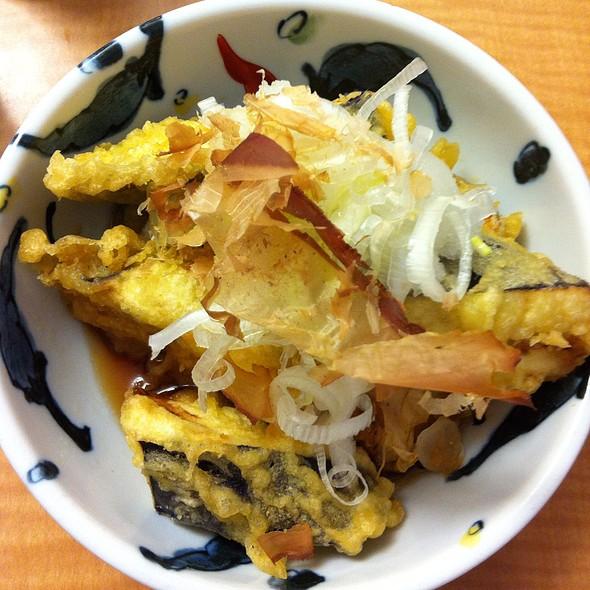 Agedashi Nasu @ Hi Genki Japanese Restaurant