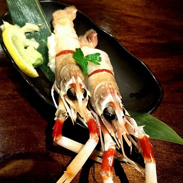Scampi Sushi @ Wagaya