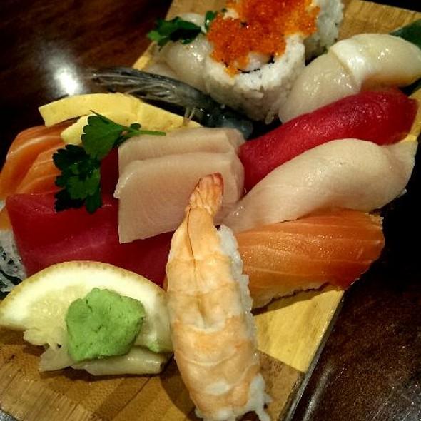 Sushi And Sashimi Platter @ Wagaya