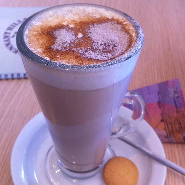 Chai Latte @ Rav's Cafe