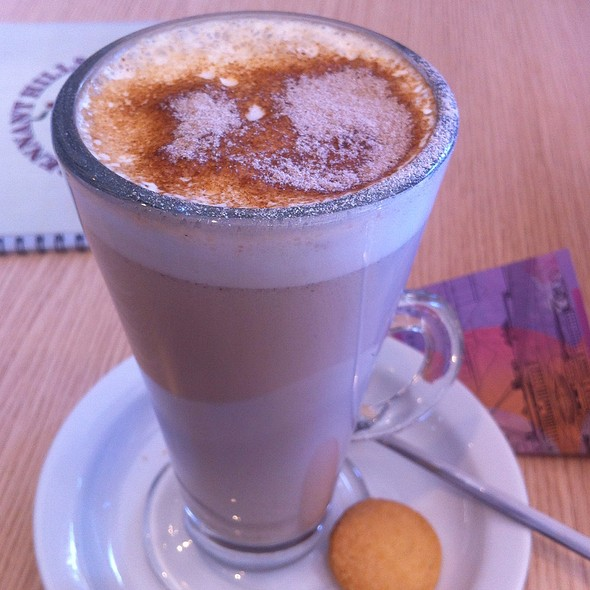 Chai Latte @ Rav's Cafe