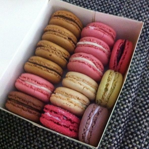 Assorted Macarons @ Ladurée