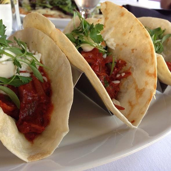 Duck Carnitas Tacos - 14K Restaurant & Lounge - The Hamilton DC, Washington, DC