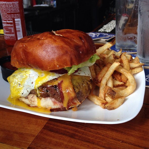 Famous Kuma Burger