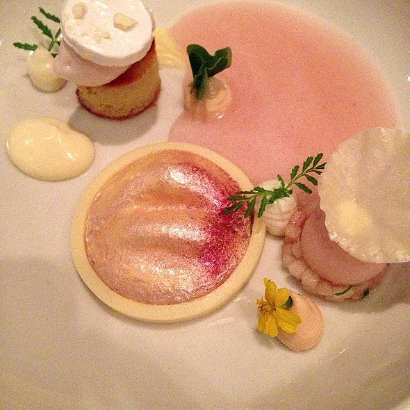 I leave that to your interpretation. They call it angels smile... @ Restaurant Oud Sluis