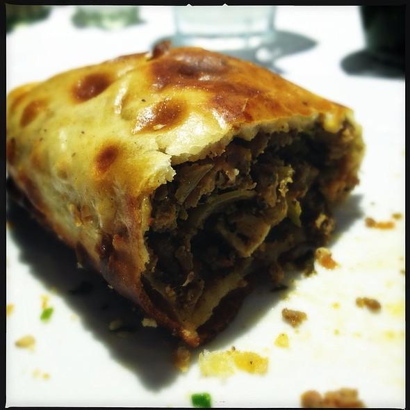 Empanada De Carne @ 1900 Restaurant