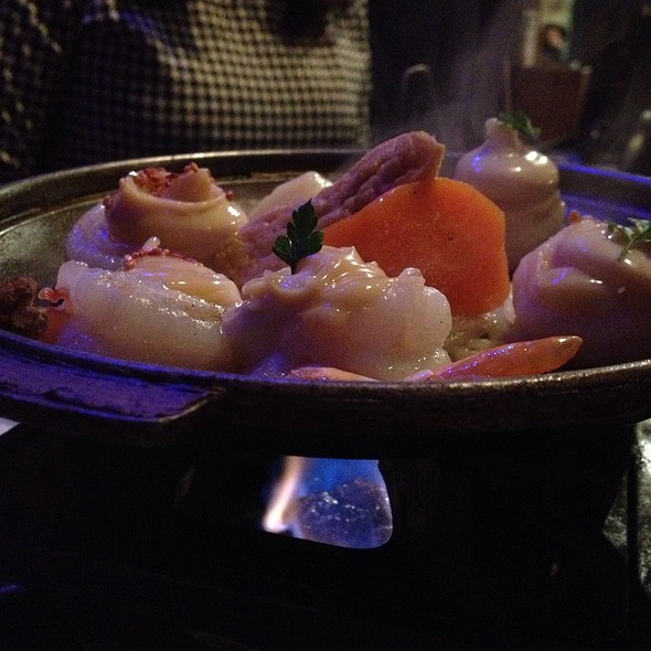 Yum Yum Prawns @ Industry Zen Japanese