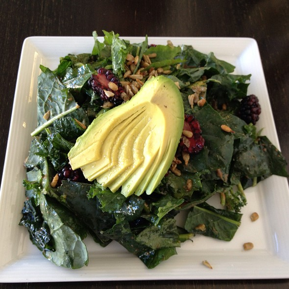 Kale Salad - Wine Cask - Santa Barbara, Santa Barbara, CA