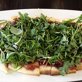 The Mission Flatbread