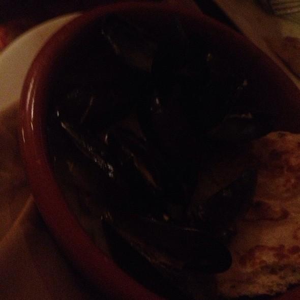 Mussels - Las Ramblas at Hotel Contessa, San Antonio, TX