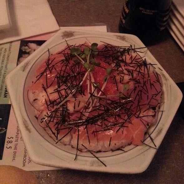 Sushi Pizza - Mikado Japanese Cuisine - Southside, Edmonton, AB