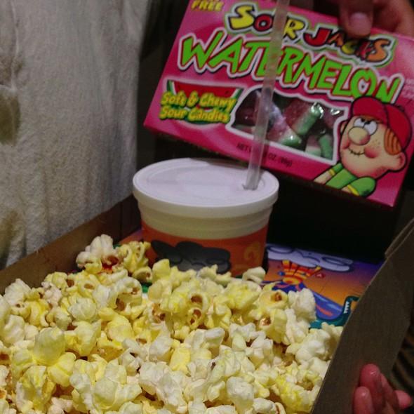 Kid Pack Popcorn & Icee