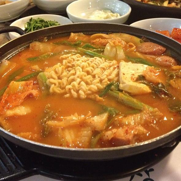 Korean Army Stew @ Jang Su Jang