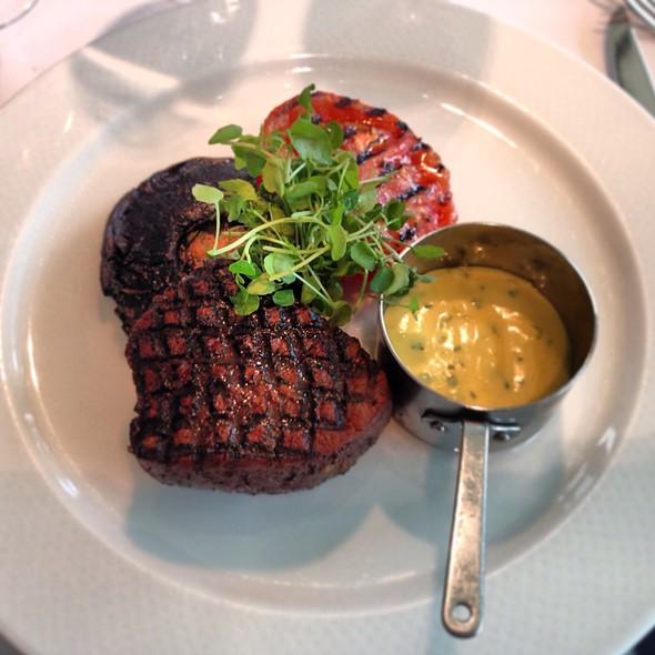 Fillet Steak - Smiths Restaurant Wapping, London
