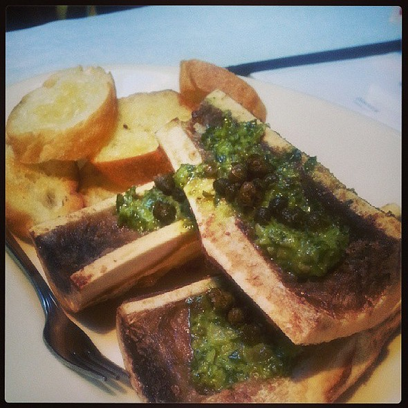 Bone Marrow @ Meddlesome Moth The