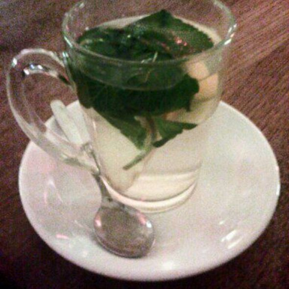 Ginger Peppermint Orange Tea