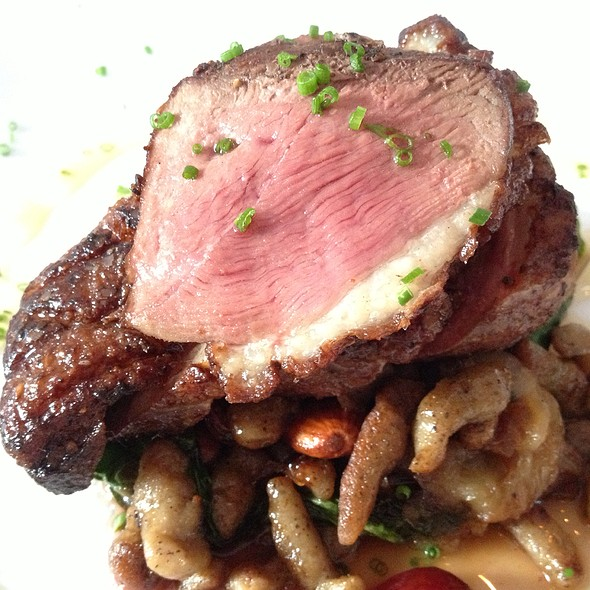 Hudson Valley Duck Breast - Blue Moon, Rehoboth Beach, DE