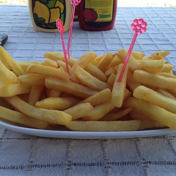 Patates Kızartması @ Cafetto