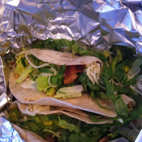 Chickrn Soft Taco @ Chipotle Mexican Grill - Boardman