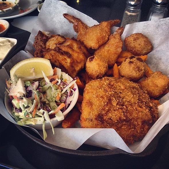 Fisherman's Basket @ Blue Salt Fish Grill