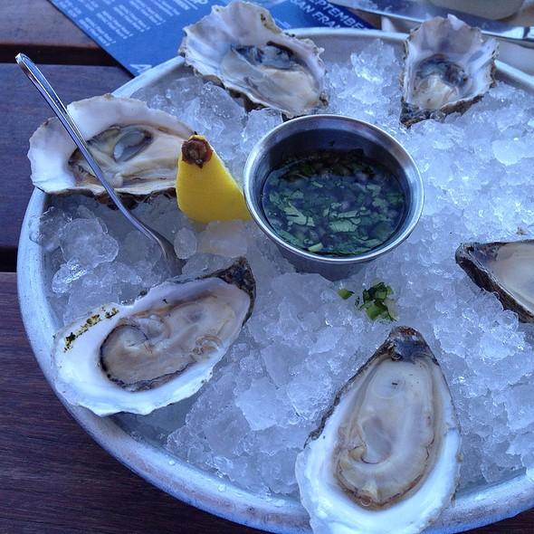 Hog Island Oysters @ Hog Island Oyster Co.