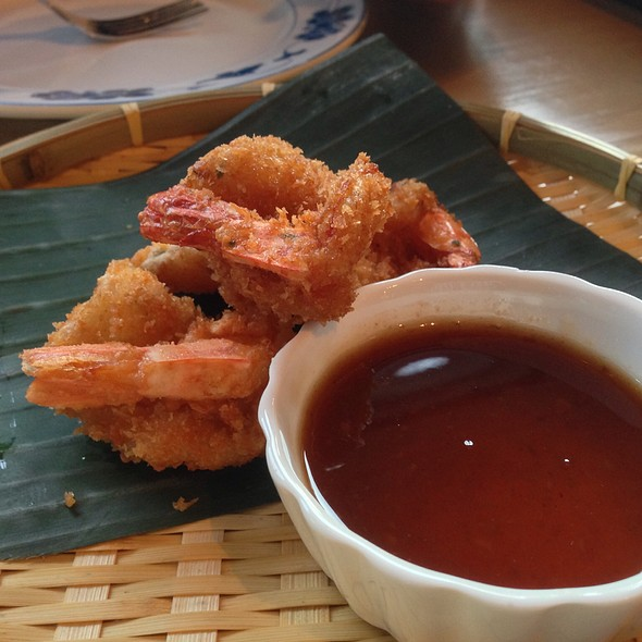 Crispy Shrimp @ Sabai Sabai