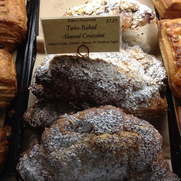 Twice Baked Almond Croissant @ Bakery Nouveau