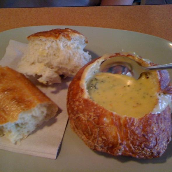 Broccoli Cheddar @ Panera Bread