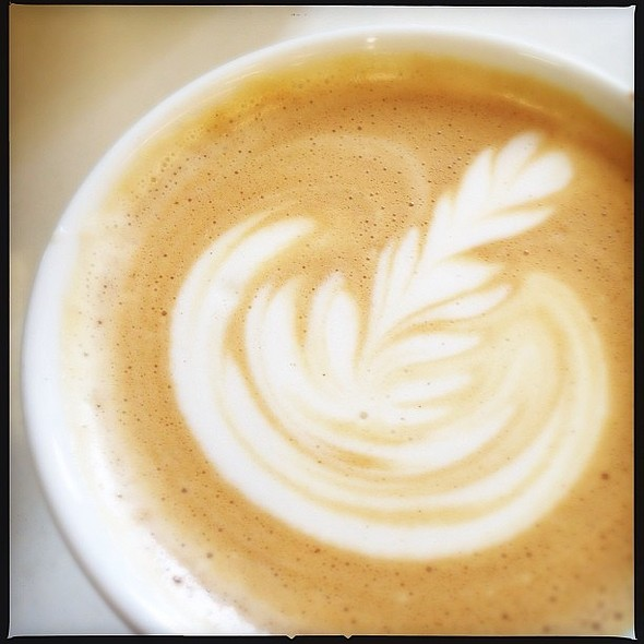 New goal in life: get a job near @CoffeeBarSF & have a Havana Latte everyday... Yes, it's that good!