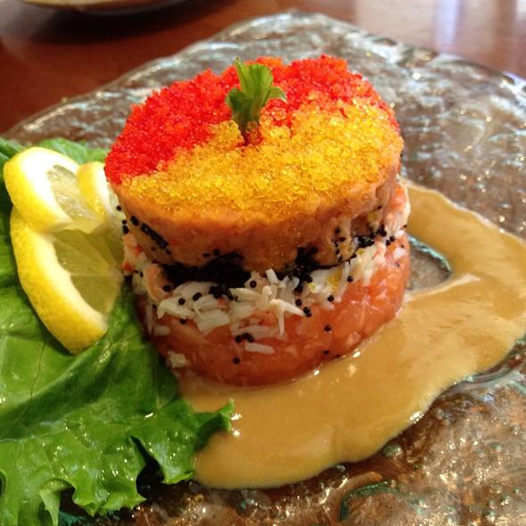 Seafood Stack @ Haru
