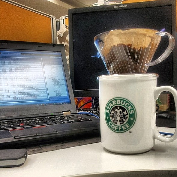 D.I.Y Drip Coffee @ Plaza IBM